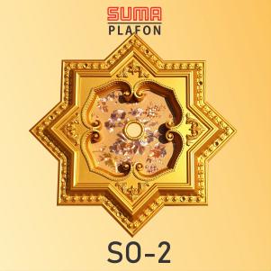 ORNAMEN PLAFON SO-2
