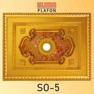 ORNAMEN PLAFON SO-5