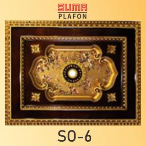 ORNAMEN PLAFON SO-6