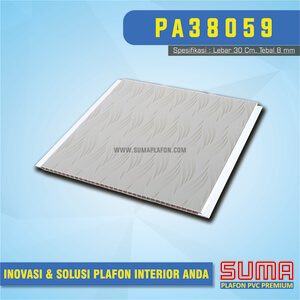 Plafon PVC Suma PA38059