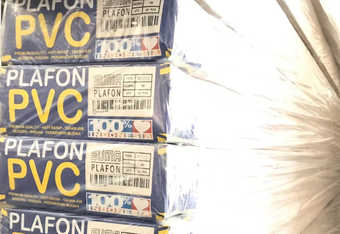 Harga Plafon PVC Per Dus