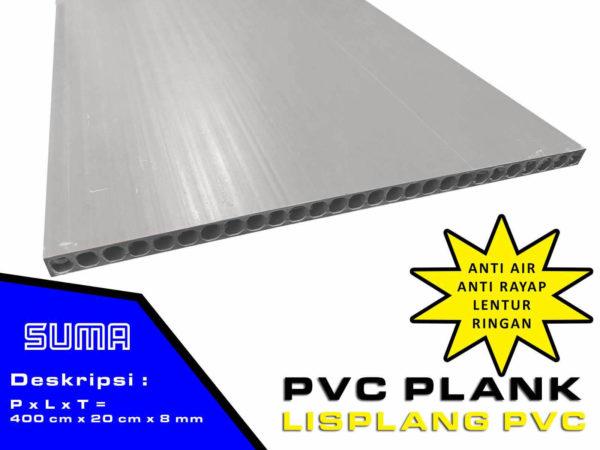 Lisplang PVC Gray