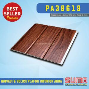 Plafon PVC Kayu Suma PA38619
