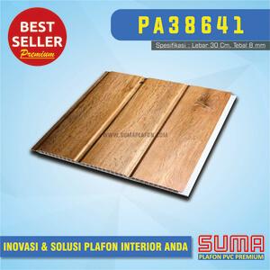 Plafon PVC Kayu Suma PA38641