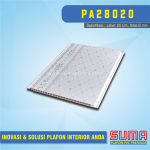 Plafon PVC Suma PA28020