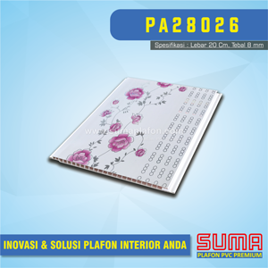 Plafon PVC Suma PA28026