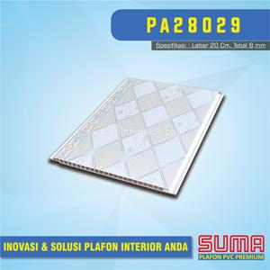 Plafon PVC Suma PA28029