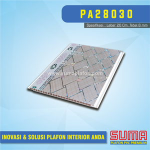 Plafon PVC Suma PA28030