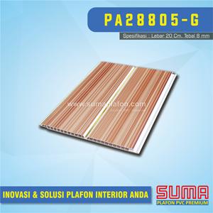 Plafon PVC Suma PA28805P-G