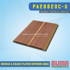 Plafon PVC Suma PA28820C-G